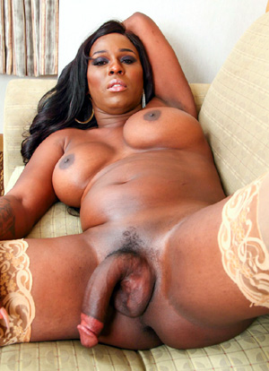 Transsexual milf