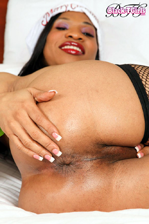 Close Up Black Creampie