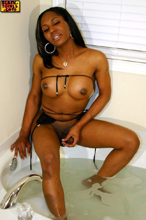 Ebony Teen Tranny Ass Fucked